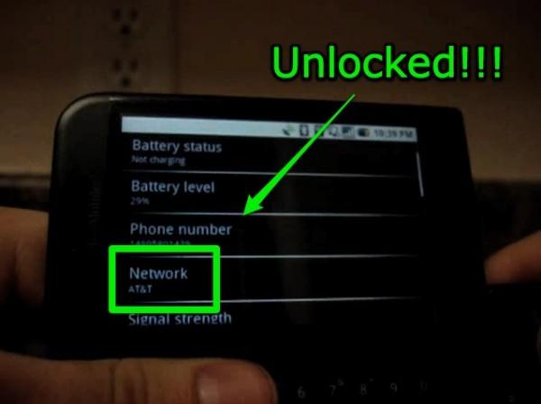 T Mobile G1 Unlocked Already Market Traders Rub Hands