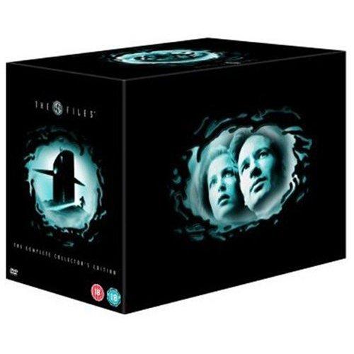 x files seasons 1 to 9 movie dvd box set trading post aberdeen music. Black Bedroom Furniture Sets. Home Design Ideas