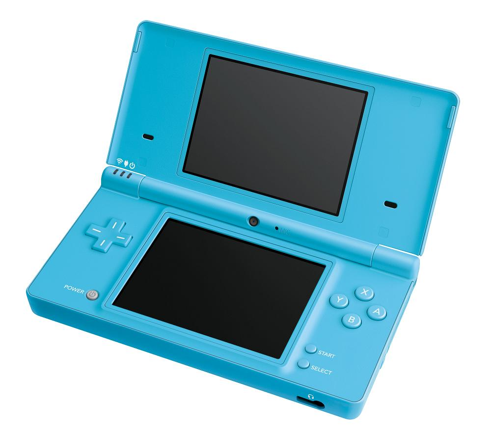 Nintendo Announces New Colours And Apps For DSi
