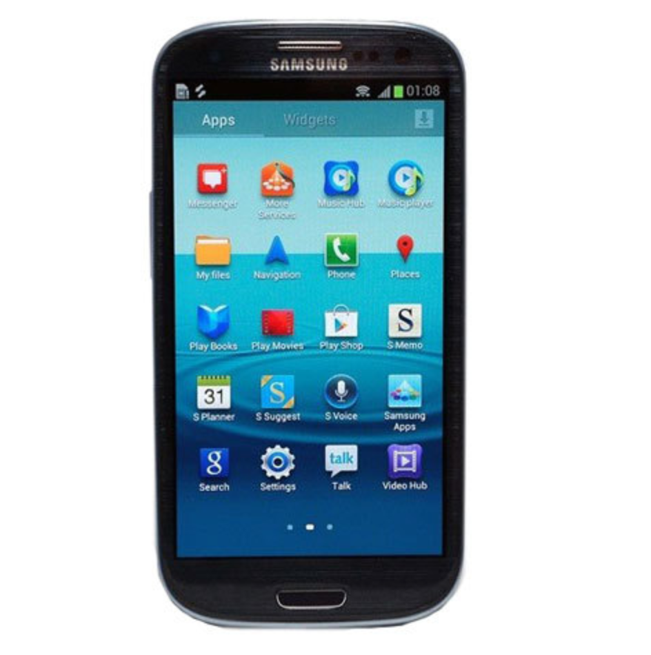 black samsung galaxy s3 now up for pre order tech digest. Black Bedroom Furniture Sets. Home Design Ideas