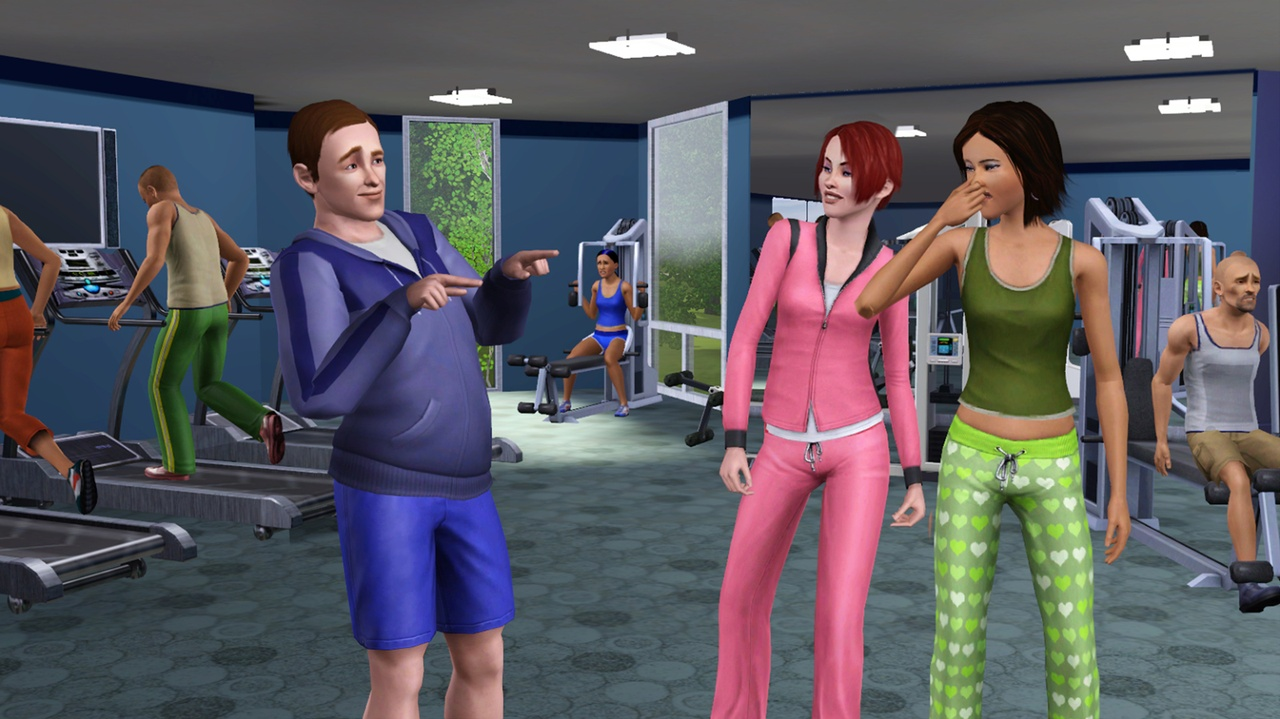 The sims 3 console video game - 7