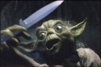 Yoda banned from Facebook - Tech Digest