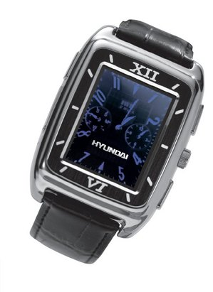 Hyundai Mobile Launching Wristwatch Phone | Trusted Reviews