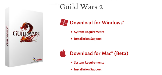 Guild Wars 2 Is Now Available For Mac System Requirements