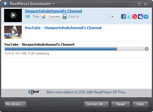 Review: RealPlayer SP - Tech Digest