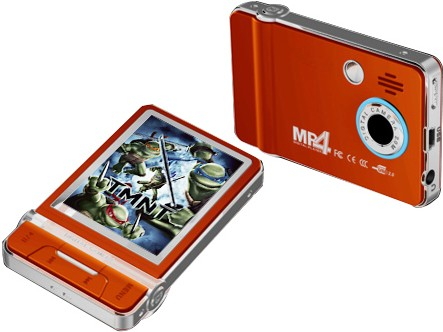 It has a 1.3 megapixel camera,