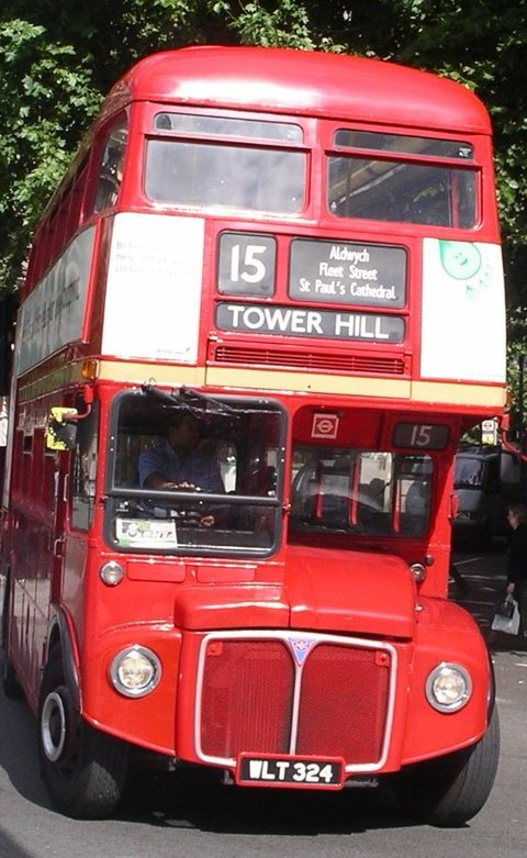 Classic-look Routemaster