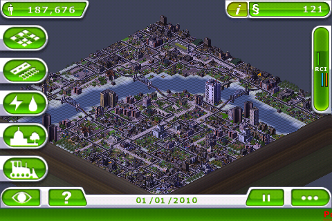 Sim City Deluxe Edition