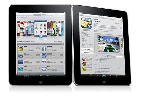 Top 20 tablet PCs -iPad