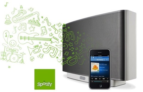10th - Spotify for Sonos