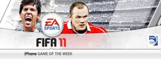 iPhone - FIFA 11