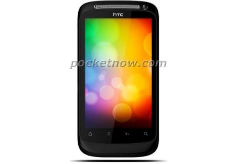 HTC leaked handsets (Jan 2011)