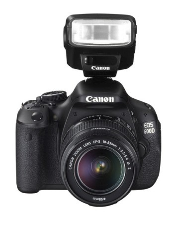 Canon launch new flagship EOS 600D DSLR camera