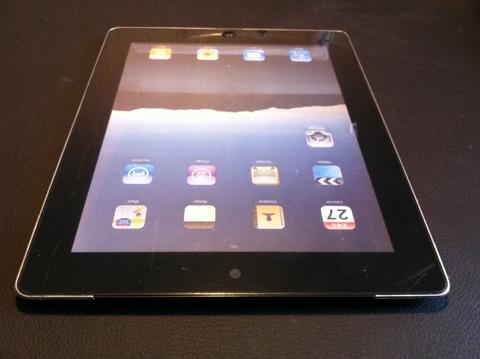 iPad 2 mock-ups