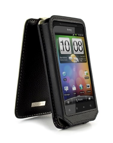 HTC Incredible S - Proporta aluminium lined case