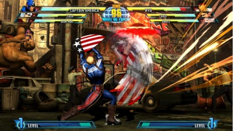 Marvel vs Capcom 3 - Fate of Two Worlds
