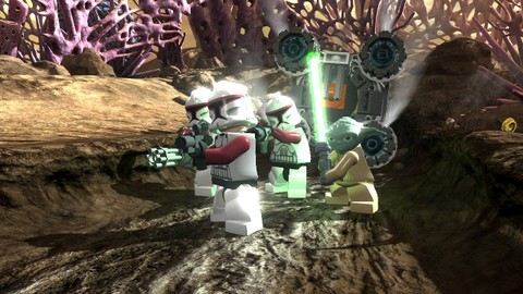 Lego Star Wars - The Clone Wars