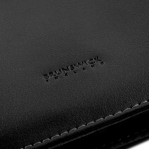 Brunswick leather cases for iPad 2
