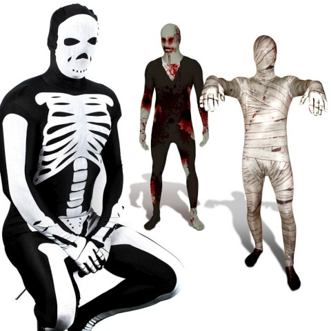 Monster Morphsuits