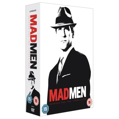 Mad Men - Seasons 1-4