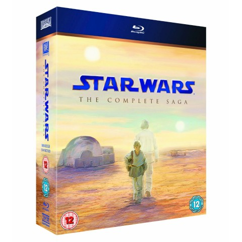 Star Wars The Complete Saga (Episodes I-VI)