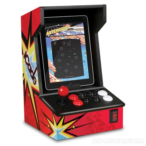 iCade iPad gaming dock