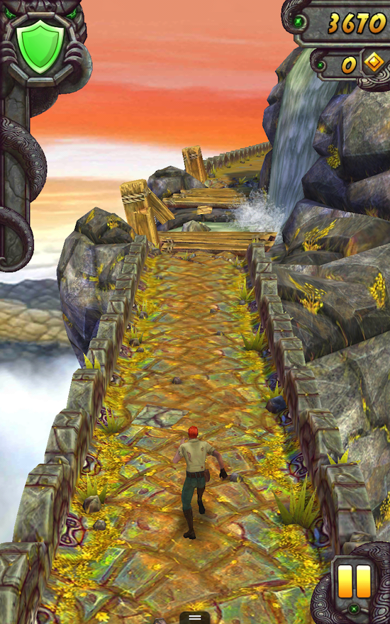 Download Temple Run 2 for Kindle Fire HD 7