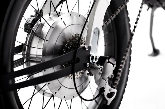 A2B Galvani Electric bike