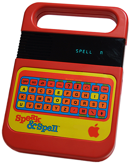 Speak & Spell Sound Effects