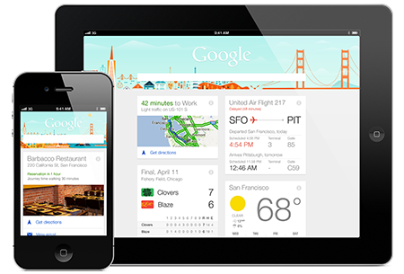 Smarter Smart Phones (More Google Now-type functionality)