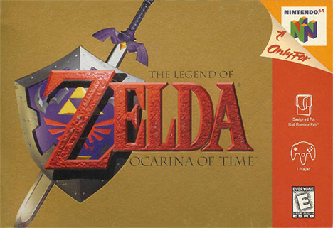 Legend of Zelda series