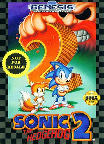 Sonic 2 (1992)