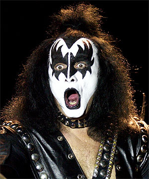 Man arrested following Anonymous attack on Gene Simmons ...