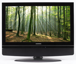 Eco-friendly LCDs from Grundig