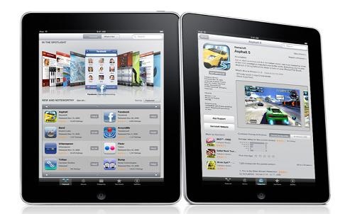 iPad and the App Store