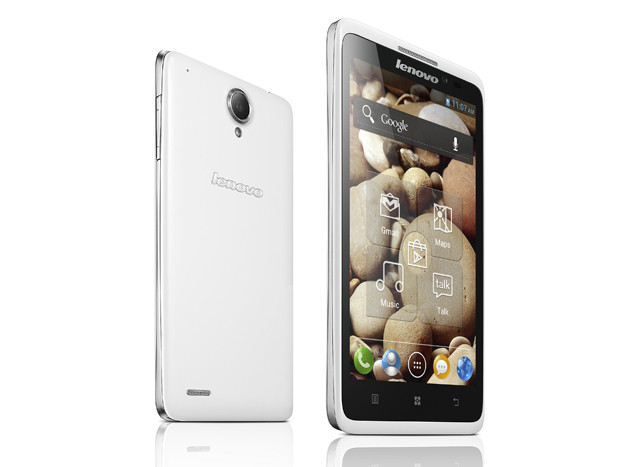 CES 2013: Five new dual-SIM Lenovo IdeaPhone Android smartphones on