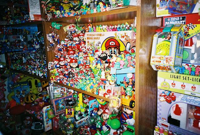 Juguetes de Nintendo