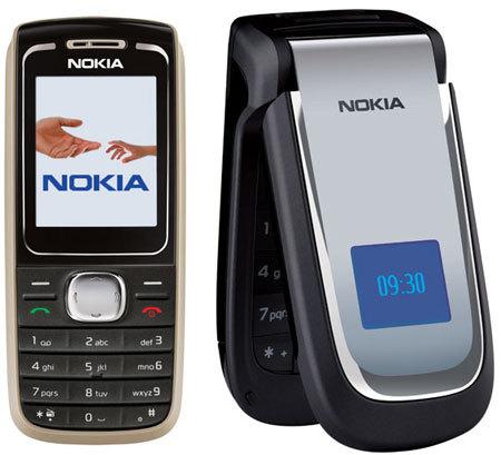 Nokia Folding Mobile Phones