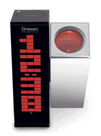 Oregon unveils DP100 - world's first daylight projection clock ...