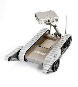 packbot treads