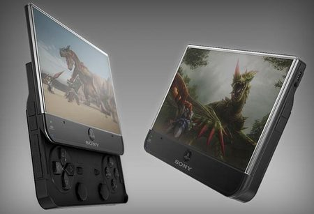 Sony představilo nové PSP