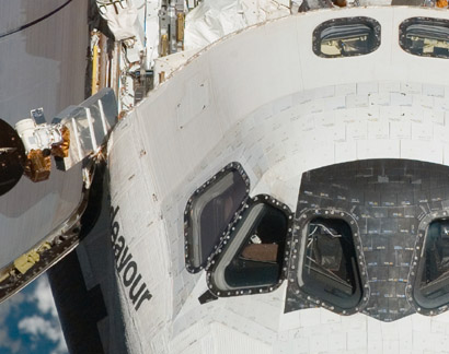 space shuttle window - photo #21