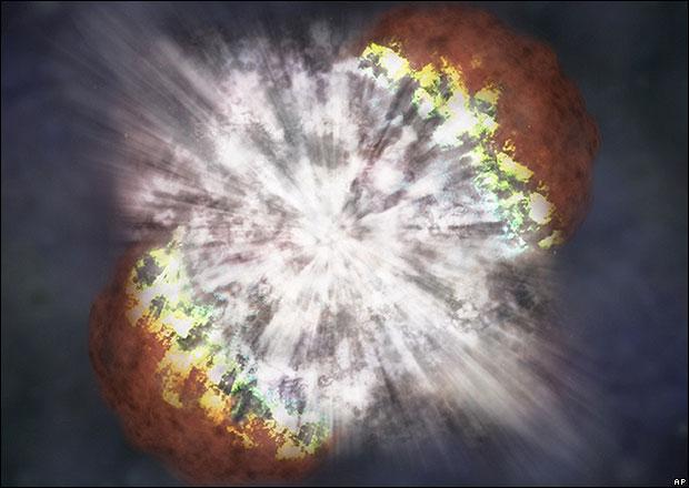 star explosion demeanor