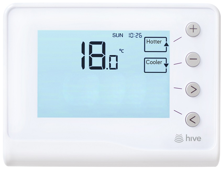 Review British Gas Hive Remote Control Heating And Hot