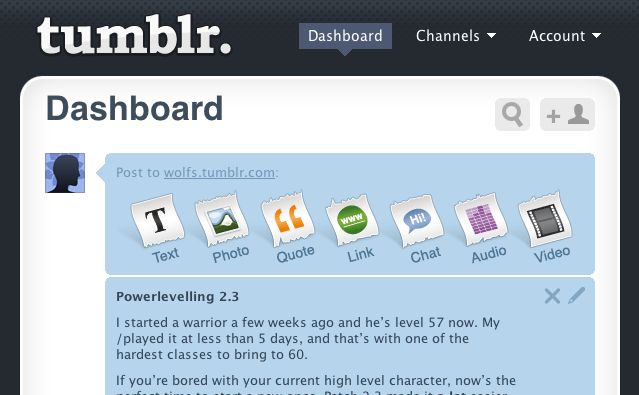 The growing pains of Tumblr, the coolest blogging platform on the ...