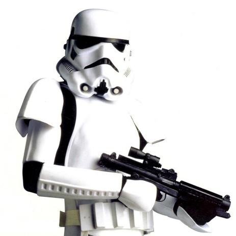The Force Is Strong With Stormtrooper Costume Designer In