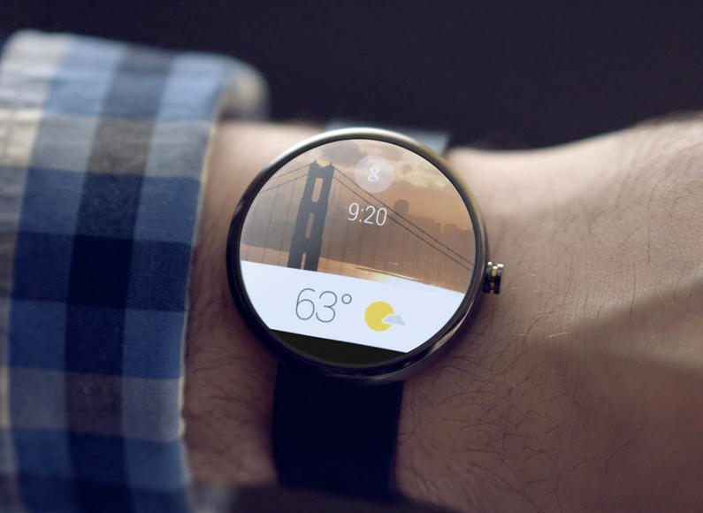 Android Wear gets a web browser