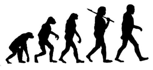 A New Theory of Human Evolution | arthurkeith