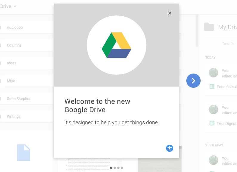 How to download files from google drive to iphone