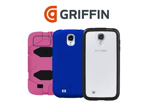 Griffin reveal Samsung Galaxy S4 tough protective cases - Tech Digest